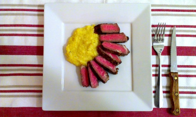 Strip Steak 2